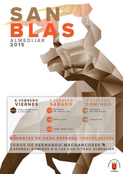 Fiestas de San Blas en Almedíjar