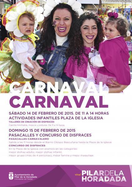 Carnaval en Pilar de la Horadada 2015