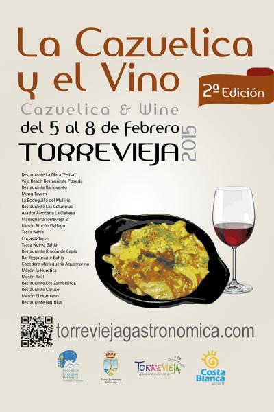 La Cazuelica y El vino. Torrevieja
