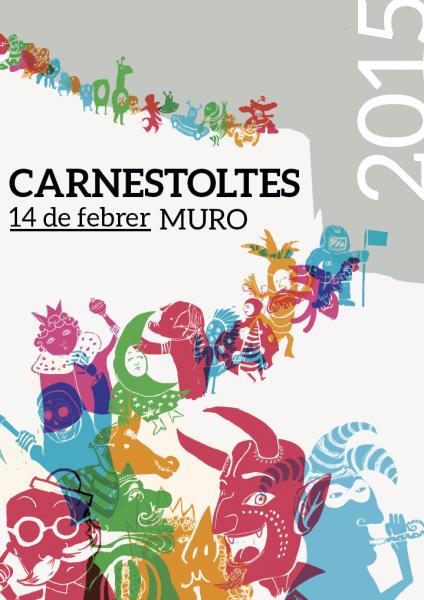 CARNAVAL 2015 EN MURO