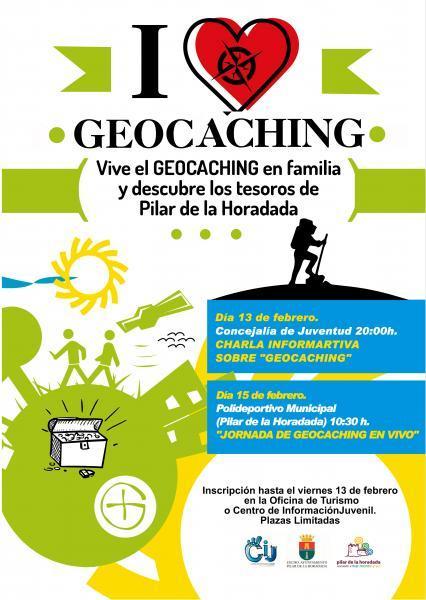 GeHoradada 2015: Actos previos para conocer el geocaching en familia