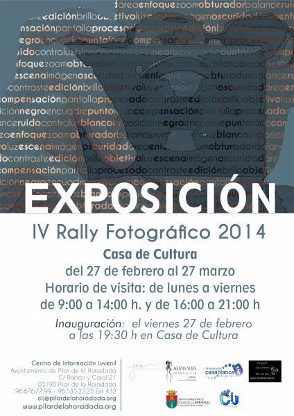 Exposición de fotografía Rally Fotográfico en Pilar de la Horadada 2015