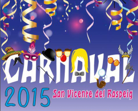 Carnaval 2015 San Vicente del Raspeig