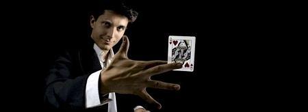 Magia con Jorge Luengo