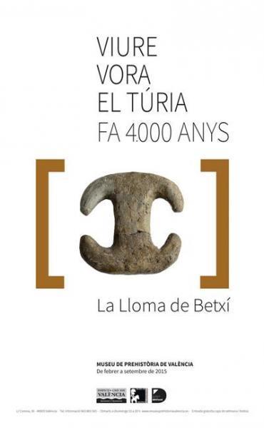 Vivir Junto al Turia hace 4.000 años
