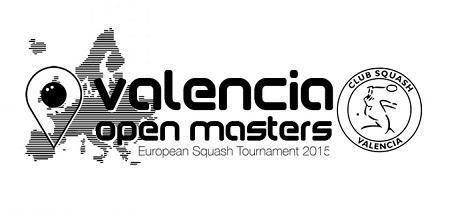Squash Open Masters Valencia 2015
