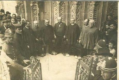 El Tribunal de las Aguas. Exposición permanente.