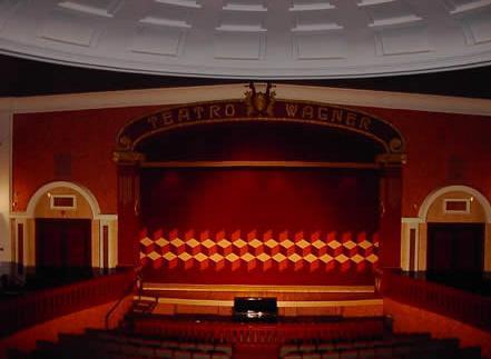 Programación Teatro Wagner Marzo 2015