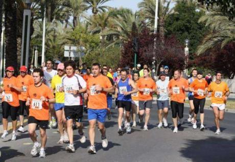 Media maratón de Elche, ¡todos a correr!