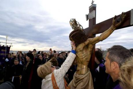 Maritime Holy Week in Valencia, the fervor of a people