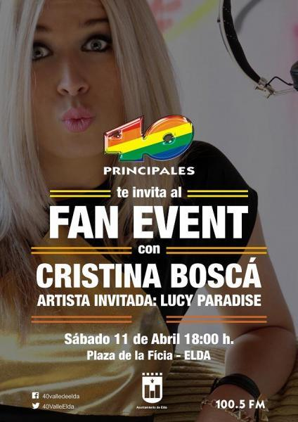 Fan Event 40 Principales