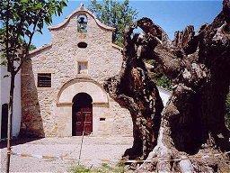 Romería a la Virgen de la Ortisella en Benafigos