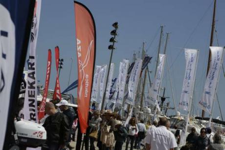 Valencia Boat Show, sport and cuisine at the seaside