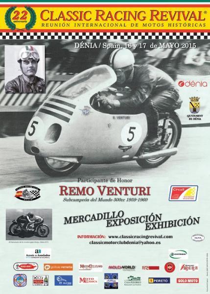 Classic Racing Revival 2015