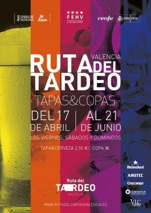 Ruta del Tardeo: Tapas & Copas