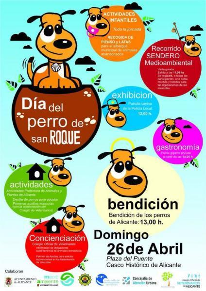 II Día del perro de San Roque 2015