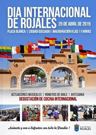 internationalen Begegnungstag Rojales
