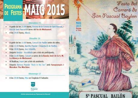 Fiestas de San Pascual Baylon