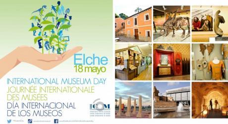 Día Internacional de los Museos en Elche 2015
