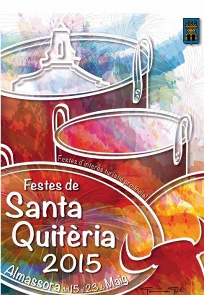 Fiestas de Santa Quiteria en Almazora