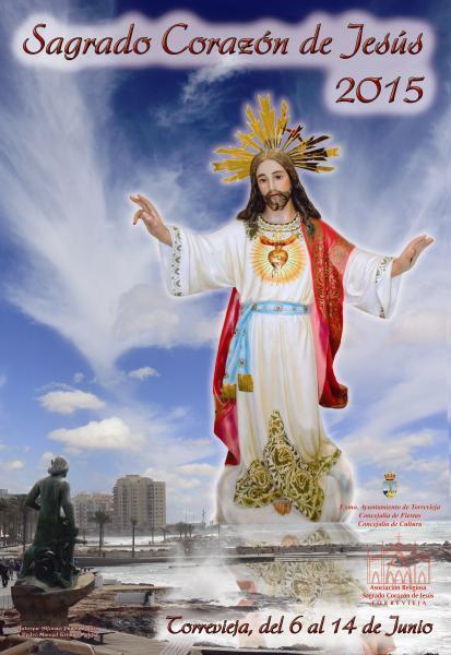 Fiestas Sagrado Corazón de Jesús 2015. Torrevieja