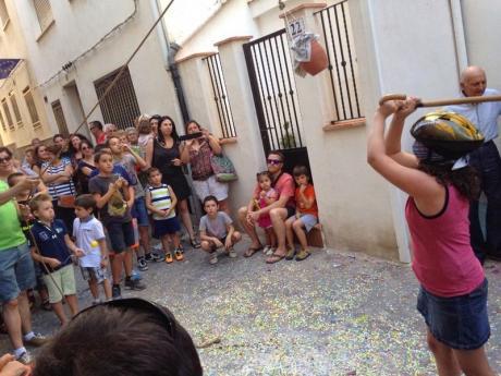 Festividad San Cristóbal en Segorbe