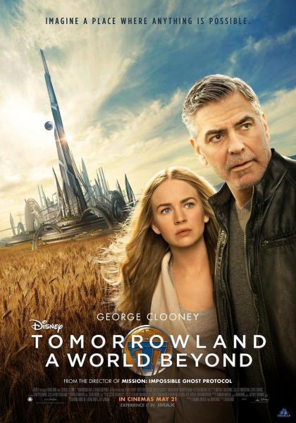 Tomorrowland, El Mundo de Mañana
