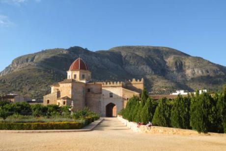 Agenda Monasterio Sta.María de la Valldigna. Febrero 2016