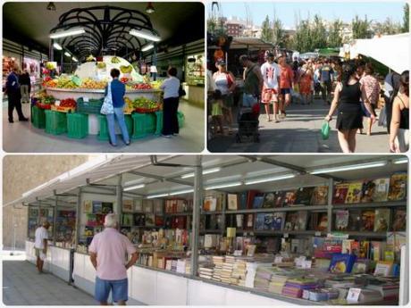 Markets and Fairs - Summer Santa Pola