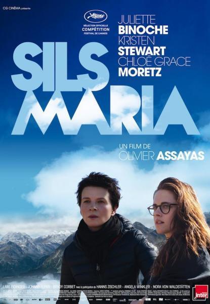 Cine: El viaje a Sils María