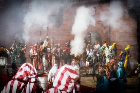 Fiestas de Moros y Cristianos Ontinyent 2015