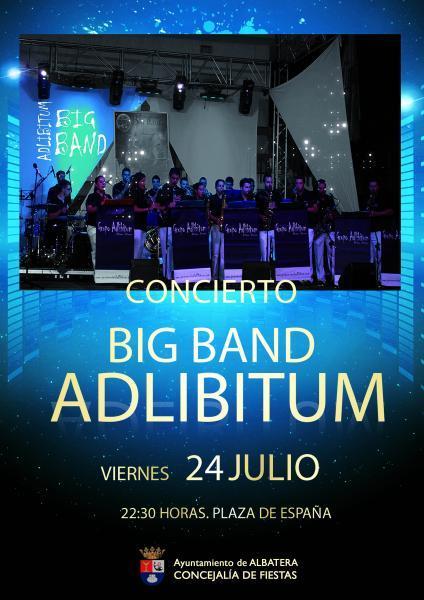 Concierto Big Band Adlibitum