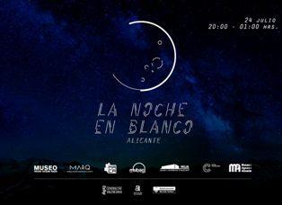 Noche en Blanco Alicante 2015