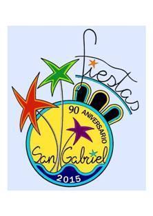 Fiestas Tradicionales de San Gabriel 2015