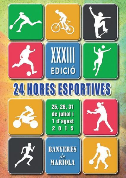 XXXIII 24 horas deportivas