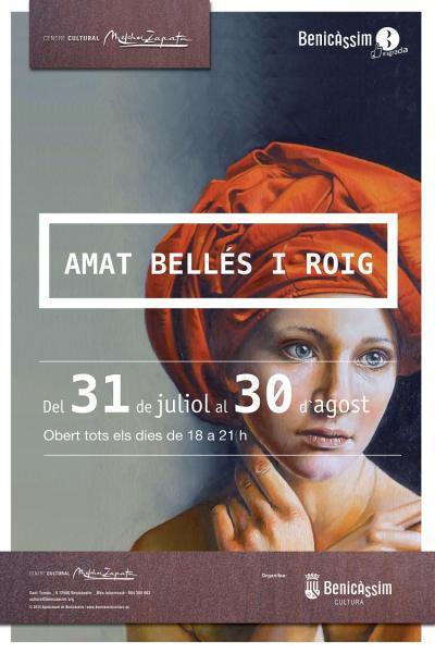 Exposición de Amat Bellés i Roig