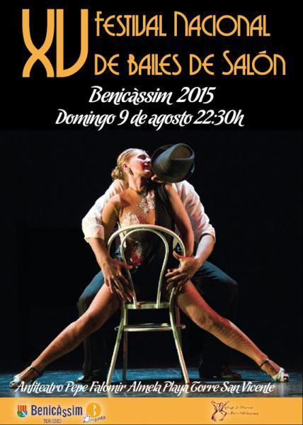 XV Festival Nacional de Bailes de Salón