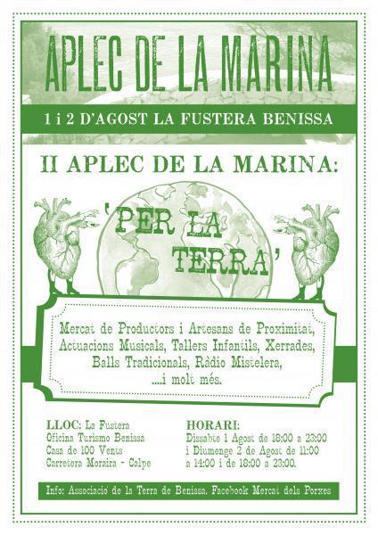 Aplec de la Marina (Mercado Bio)