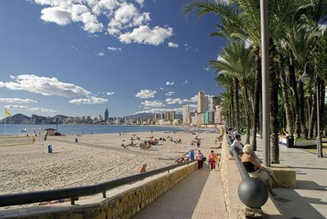 benidorm turismo webcam