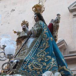 Fiestas Patronales de Virgen del Remedio 2015