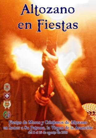 Fiestas de Moros y Cristianos de Altozano 2015