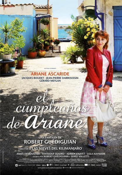 Cine: Au fil d'Ariane (El cumpleaños de Ariane)