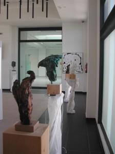 WHITE PAINTING & Expressive Sculpture en la Fundación Frax de L´Alfàs del Pi