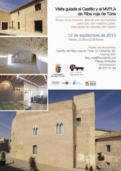Visita guiada Castillo y MuPla