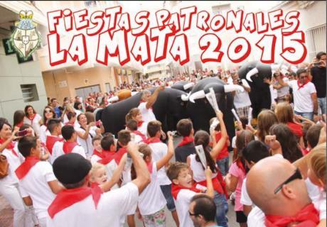 Fiestas Patronales La Mata 2015