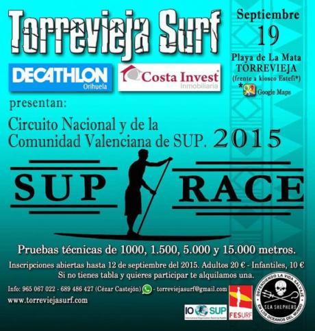 Sup Race 2015