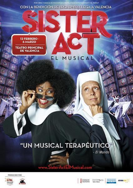 Sister Act - El Músical