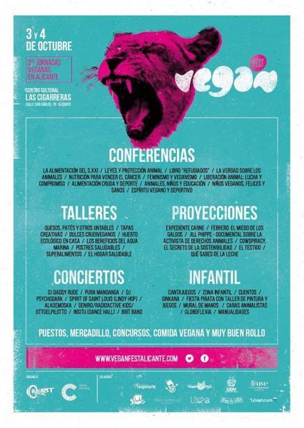 Vegan Fest Alicante 2015