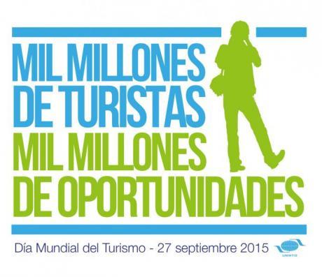 """Benissa - Día mundial del Turismo DMT 2015 - """"Sé turista en tu ciudad"""""""