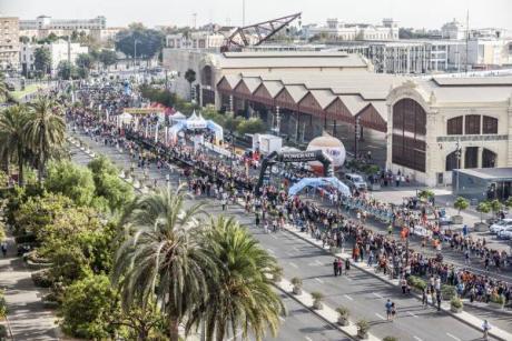 Valencia Trinidad Alfonso Half Marathon, a record race